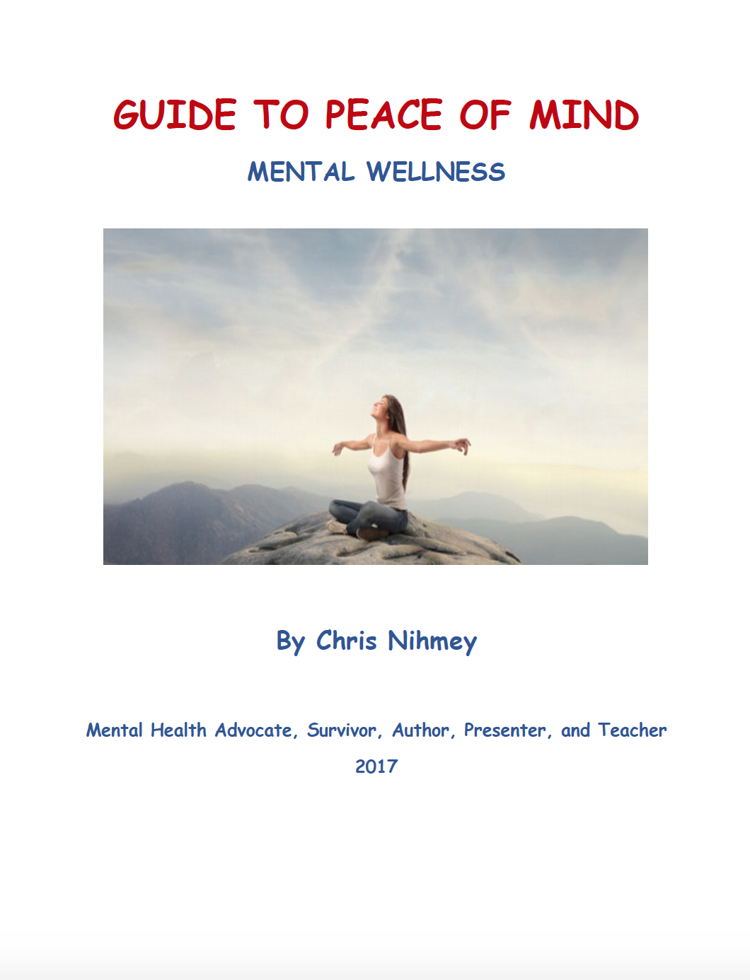 Guide to Peace of Mind