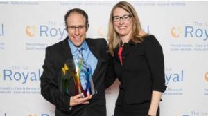 Personal Leader for Mental Health Inspiration Award