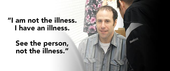 Chris Nihmey Author Mental Health Advocate