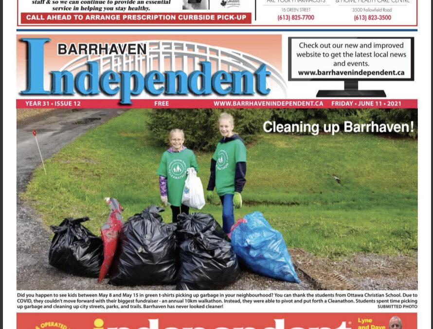 Barrhaven Independent June 11, 2021